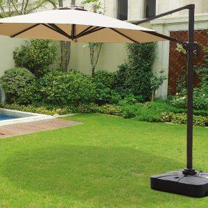 Садовый зонт восьмигранный A002-3000 (диам. 3 м)