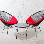 Комплект мебели Acapulco Black — Садовая мебель — Мебель из ротанга — Комплекты садовой мебели из ротанга — Мебель для отдыха