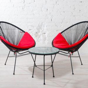 Комплект мебели Acapulco Black