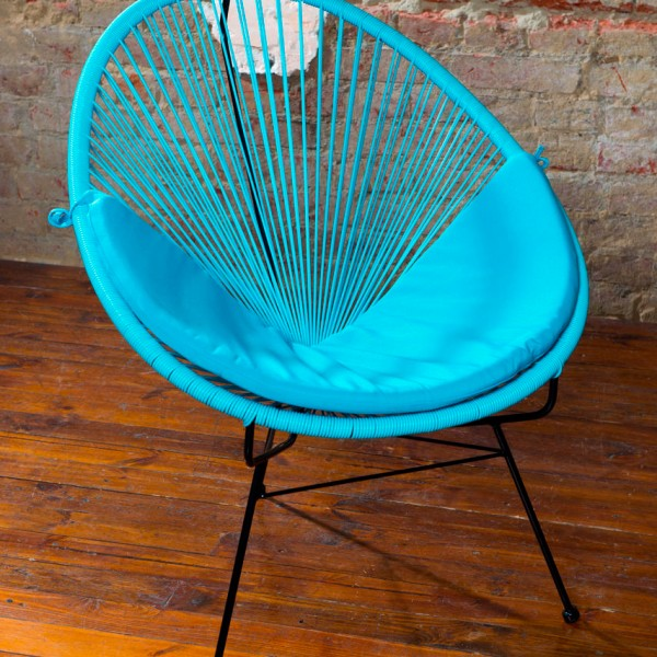 Кресло Acapulco Blue