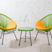 Комплект мебели Acapulco Green — Садовая мебель — Мебель из ротанга — Комплекты садовой мебели из ротанга — Мебель для отдыха