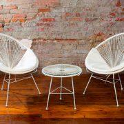 Комплект мебели Acapulco White — Садовая мебель — Мебель из ротанга — Комплекты садовой мебели из ротанга — Мебель для отдыха