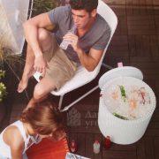 3 см) — Садовая мебель — Мебель из ротанга — Стулья из ротанга