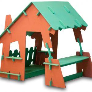 Развивающий домик