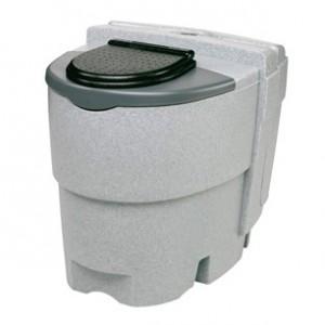 Дачный туалет Duomatic (2х80 л)
