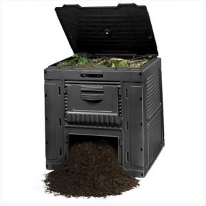 Компостер E-Composter  470L (без основания) (79х79х79 см)