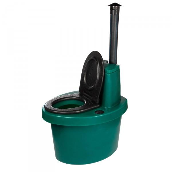Дачный туалет Ekomatik Green (110 л)