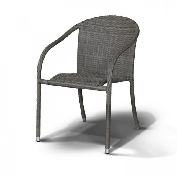 Кресло (Стул с подлокотниками) Форли (56х56х79(42)см)
