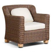 5х87х80(32)см) — Садовая мебель — Мебель из ротанга — Кресла из ротанга