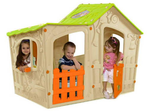Детский домик Magic Villa (169х110х126 см)