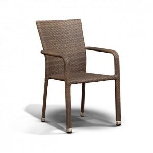 Кресло (Стул с подлокотниками) Руджо (57х61х88(43)см)