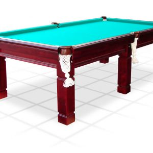Бильярдный стол для русского бильярда Texas (махагон) 10 футов (314х172х83см)
