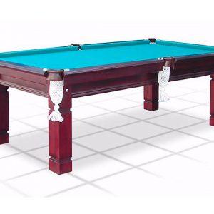 Бильярдный стол для русского бильярда Texas (махагон) 8 футов (254х127х83см)