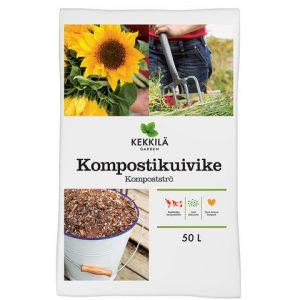 Сухая смесь для компостирования 50 л Kekkilä