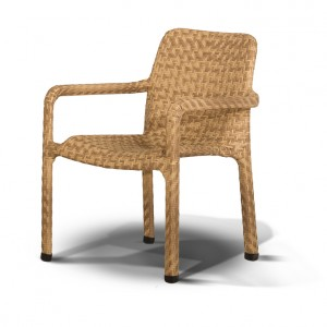 Кресло (Стул с подлокотниками) Турин (65х65х85(49)см)