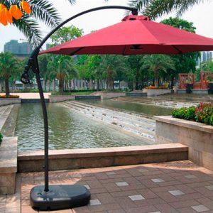 Садовый зонт восьмигранный A005 (диам. 3 м)